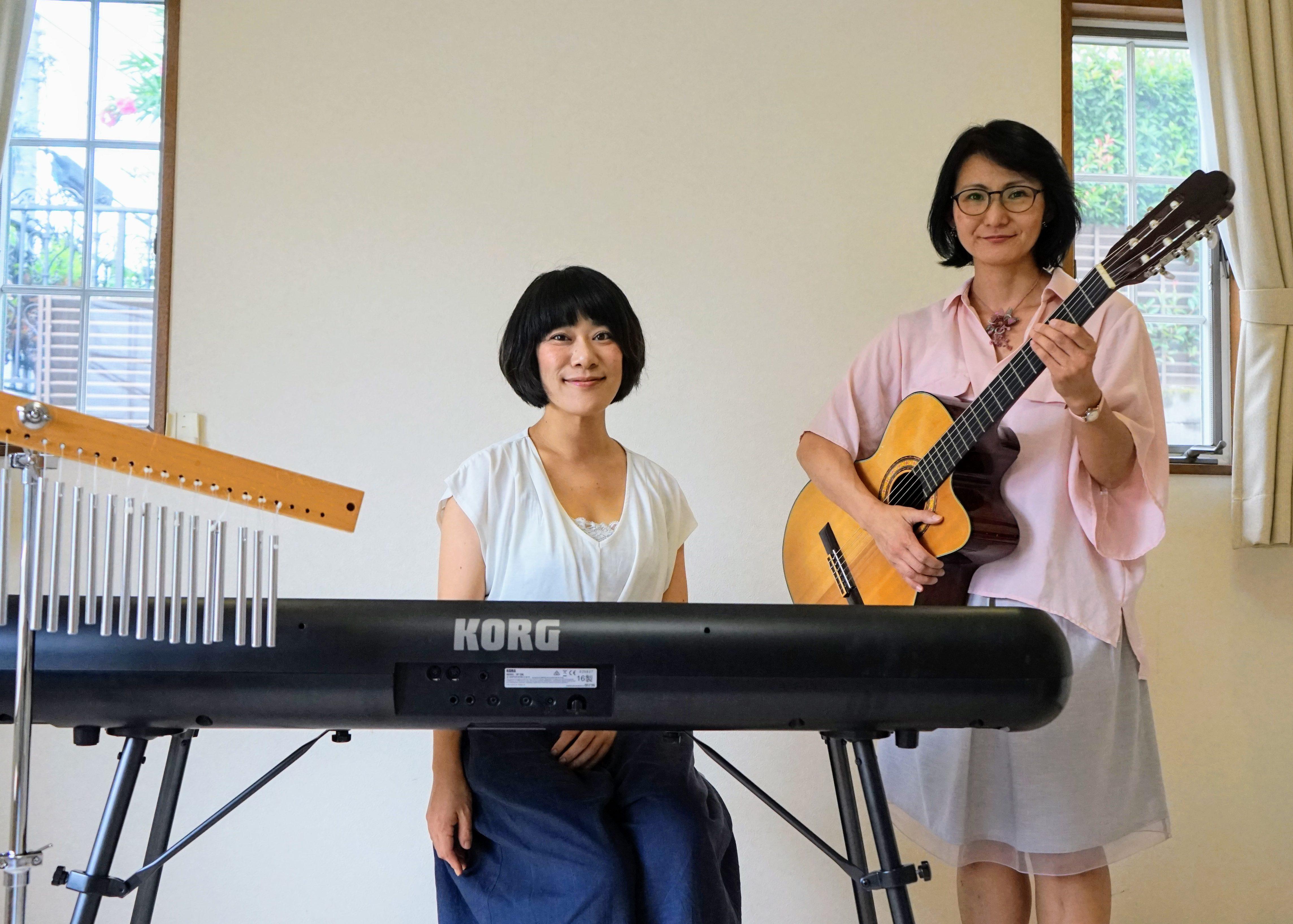 音楽療育教室 SKY MUSIC下北沢