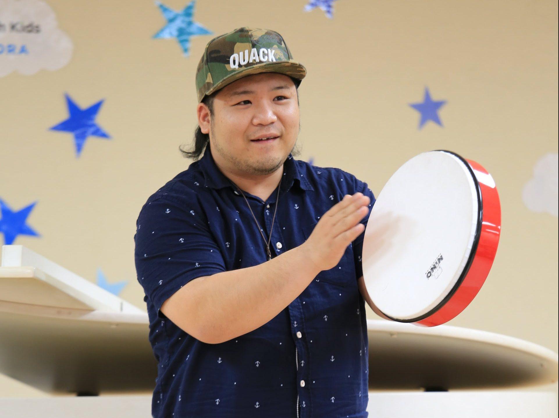 高松信友による打楽器中心のフリーセッション!