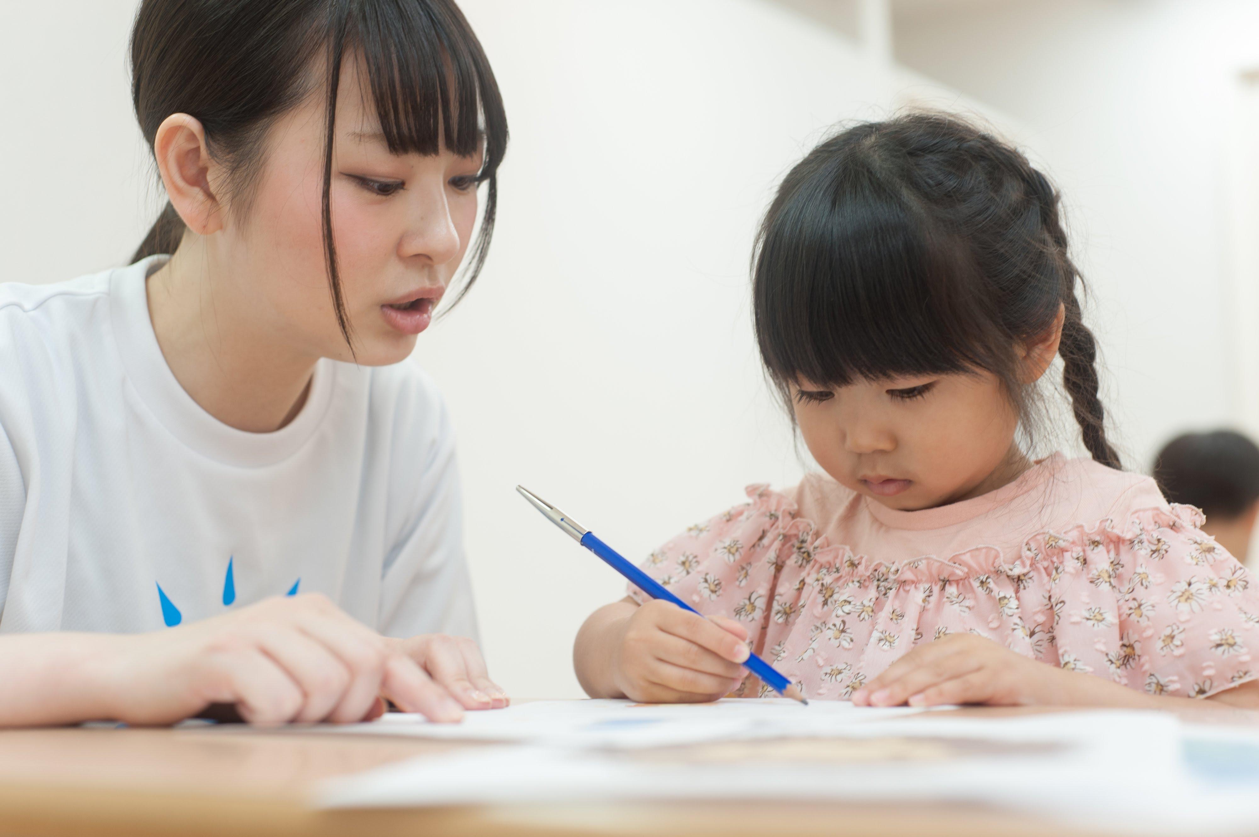 学習障害児への療育